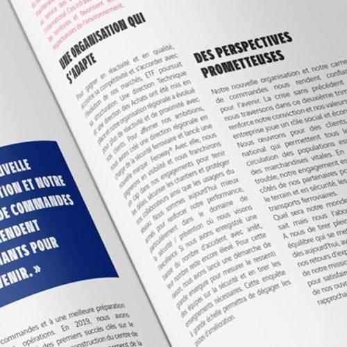 rapport activite ETF 2020